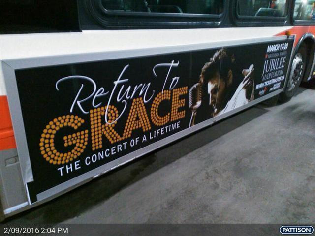 Calgary RTG King Poster 2